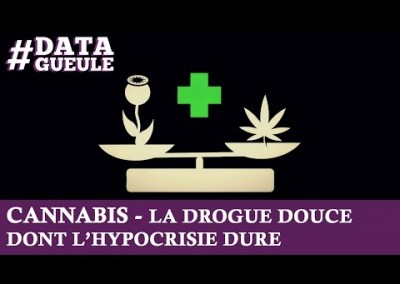 Cannabis, la drogue douce dont l'hypocrisie dure (2014)