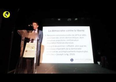 Concurrence juridictionnelle versus démocratie des urnes (2014)