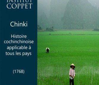 Chinki – Histoire cochinchinoise applicable à tous les pays (1768)