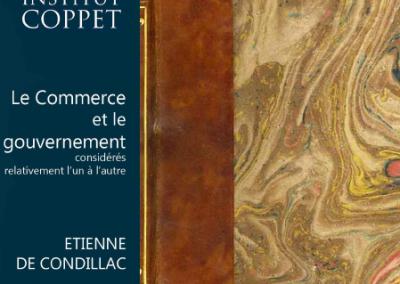 Le commerce et le gouvernement (1776)