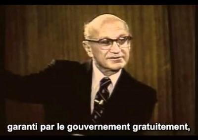 Friedman sur les monopoles (1979)