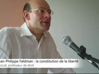 La Constitution de la liberté (2011)